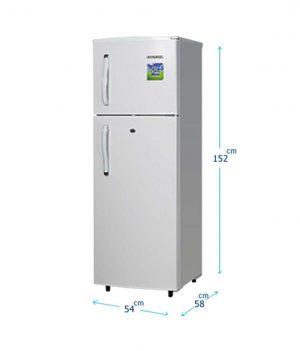 یخچال-فریزر-ایستکول-مدل-tm-96200-ابعاد